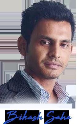 Bikash Saha - Team Lead